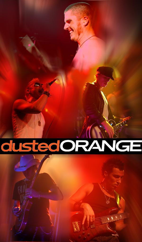 Dusted Orange poster
